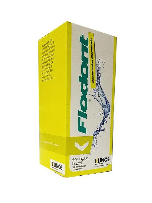 Flodont Enjuague Bucal Klinos 180 ml