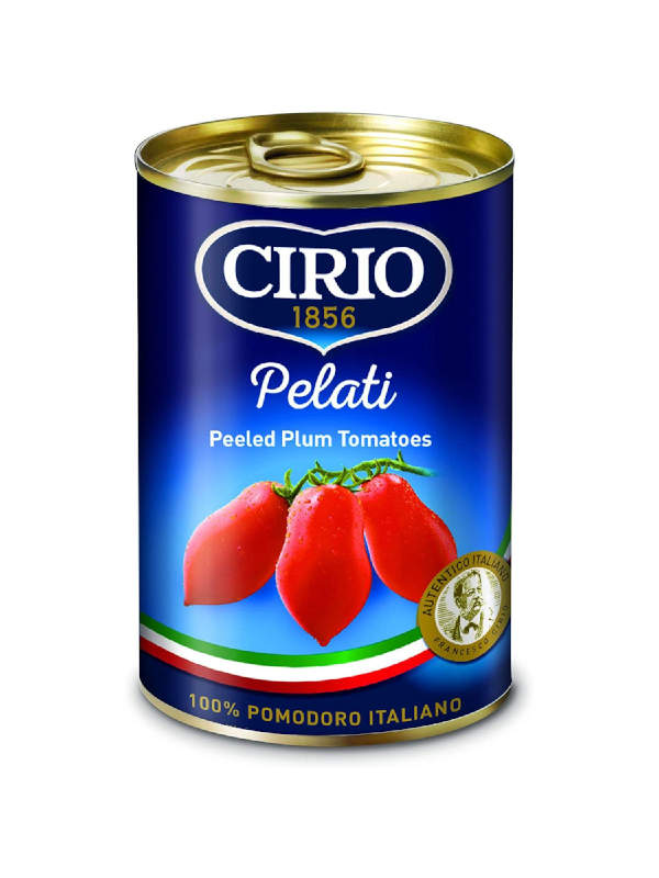 Tomate Pelado Cirio 400 g