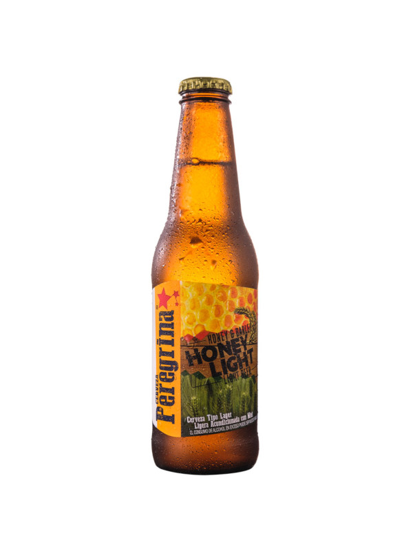 Cerveza Honey Light Peregrina 250ml