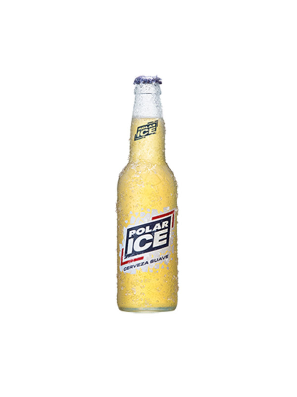 Cerveza Ice Polar Retornable 36 Unidades