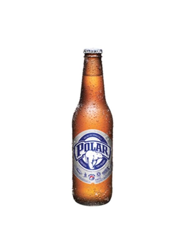 Cerveza Pilsen Polar 36 Unidades Retornable