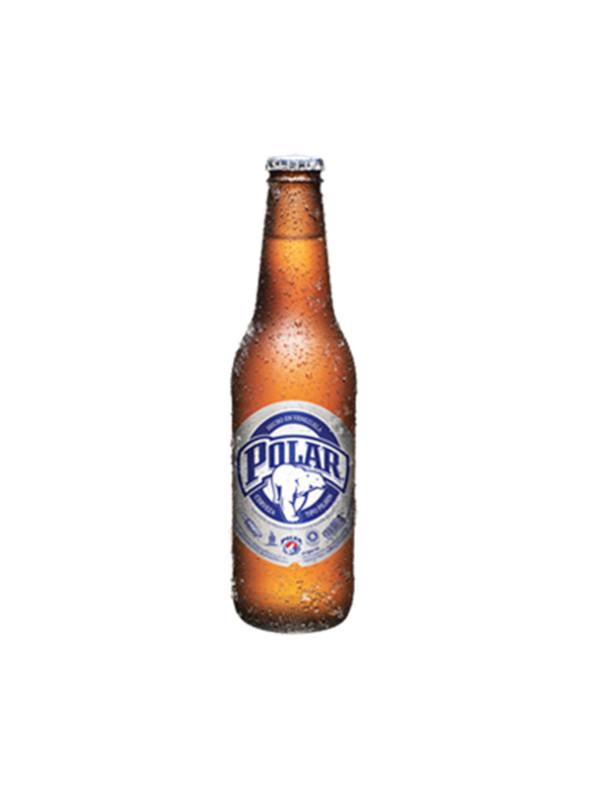 Cerveza Pilsen Polar No Retornable 335 ml