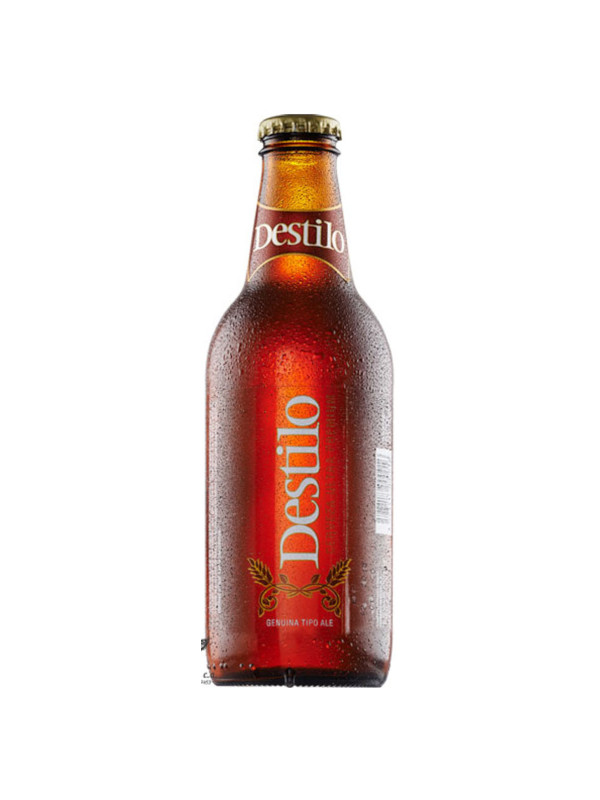 Cerveza Tipo Ale Ultra Premium Destilo 300 ml