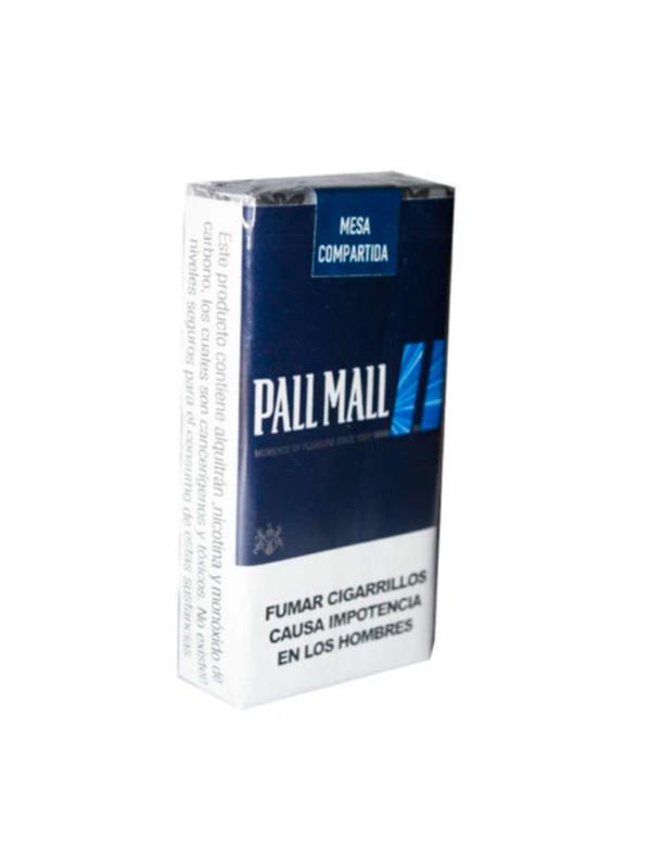 Cigarrillos Pall Mall II