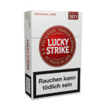 Red Lucky Strike 20 Unidades
