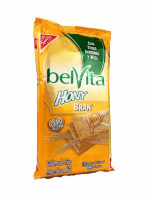Galletas Honey Bran Belvita Nabisco 252 g