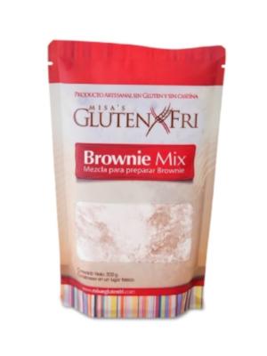GF Mezcla brownie
